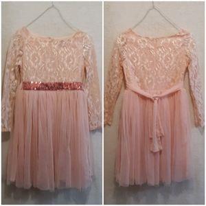 Boutique dress by dollie & me